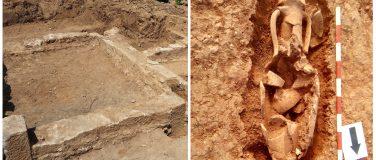 Prospecciones arqueológicas